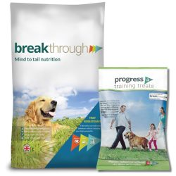 Breakthrough Dog Food and Treats