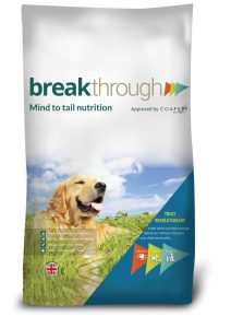 Breakthrough Dog Food