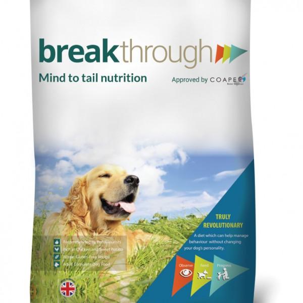 Breakthrough Dog Food